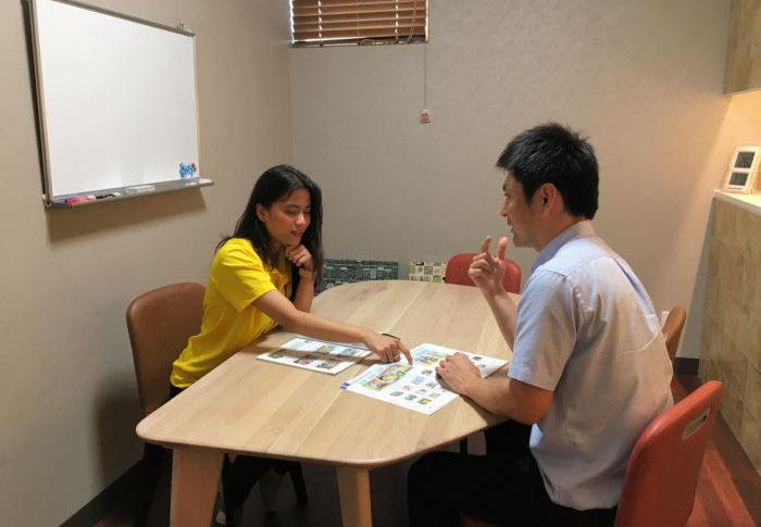 英会話スクール プライベートクラス